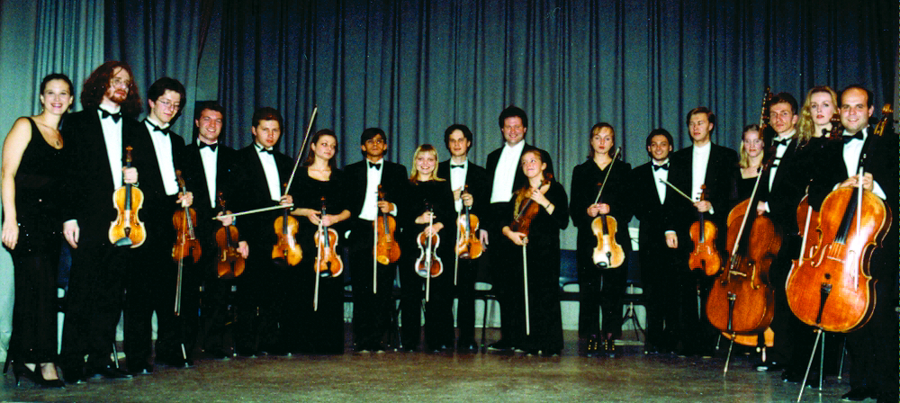 Russian Chamber Orchestra of London