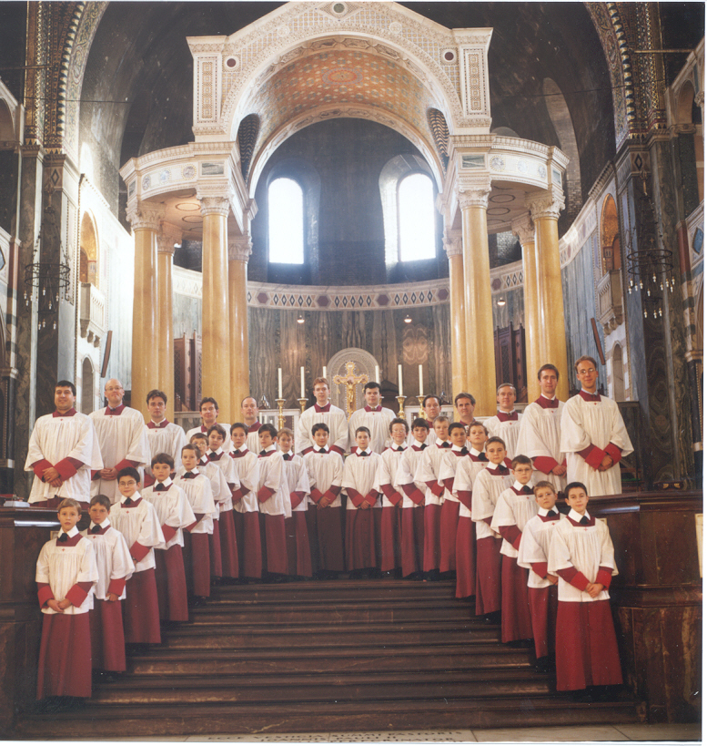 Westminster Cathedral Boy Choir